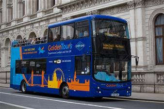 24 Hours Hop-on Hop-off London Bus Tour (+ Extra 24hrs Free) and London by Night