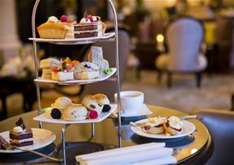 Afternoon Tea at The Grosvenor Hotel