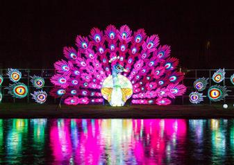 Lightopia Festival London