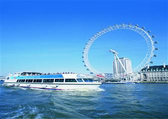 The Coca-Cola London Eye and River Cruise Experience.