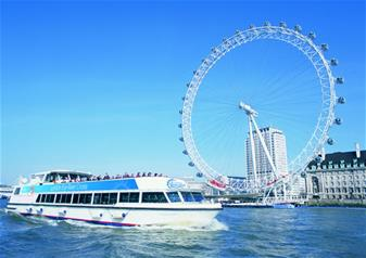 The Coca-Cola London Eye River Cruise