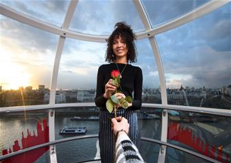 1 Day Hop-on Hop-off Bus Ticket + The Coca-Cola London Eye + Madame Tussauds