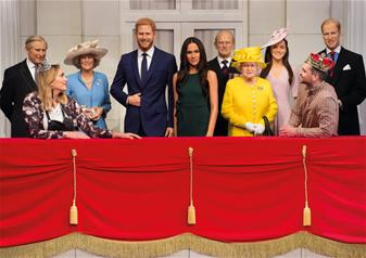 Hop-on Hop-off London Bus Tour  24hr Ticket & Madame Tussauds + FREE extra 24 hrs