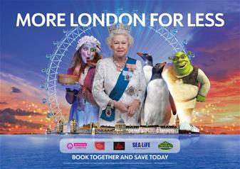 Merlin's Magical Pass  All 5 London Attractions
