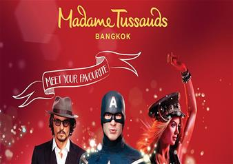 Sea Life Ocean World Bangkok with 4D Theatre or Madame Tussaud's Ticket