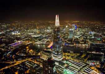 The Shard: The View from the Shard