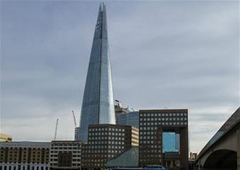 The View from the Shard - WINTER SAVER
