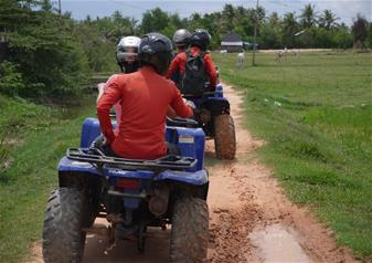 Siem Reap Countryside Tour on Quadbike - Full day Tour