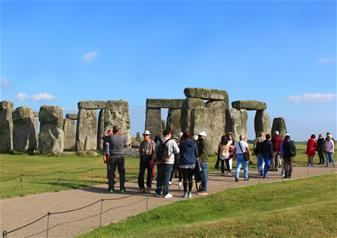 Simply Stonehenge Tour - Morning & London by Night Open Top Bus Tour