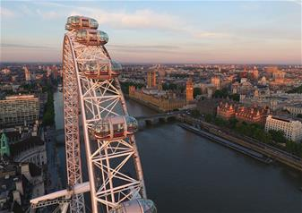 The lastminute.com London Eye Private Capsule Advance Ticket