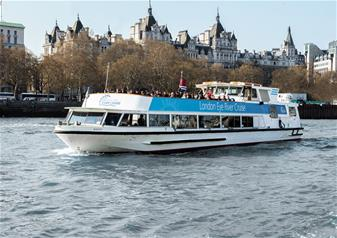 The Coca-Cola London Eye River Cruise Ticket (Same day)
