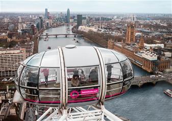 The lastminute.com London Eye Standard Ticket (Same day)