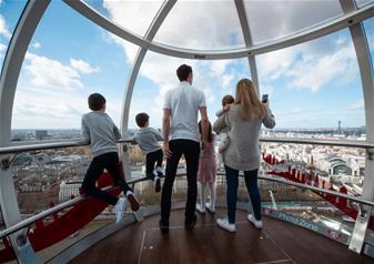 The Coca-Cola London Eye Private Capsule Advance Ticket