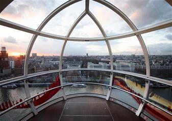 The Coca-Cola London Eye Standard Ticket (Same day)