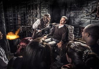 The London Dungeon Standard Ticket (Same day)