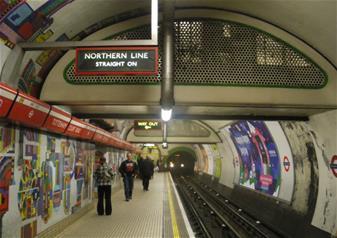 Tour of the London Underground