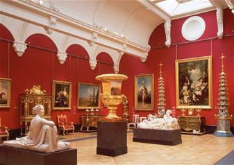 The Queen's Gallery