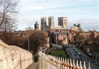 The Treasure Trove Tour: Durham, York and Lincoln
