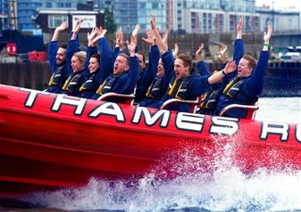 Thames Rockets - The Ultimate London Adventure