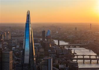 The View from the Shard VIP Experience