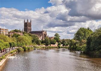 Thinkers and Writers Tour: Oxford, Worcester & Stratford-upon-Avon
