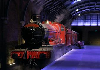 Warner Bros. Studio Tour London - The Making of Harry Potter (from King's Cross St Pancras)