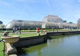 Kew Gardens and Kew Palace