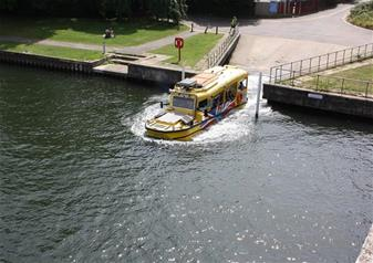 Windsor by Rail, Windsor Castle and Windsor Duck Tour