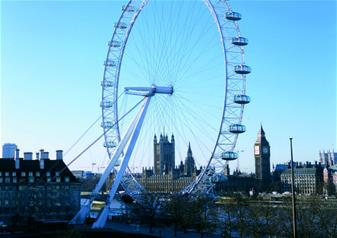 Hop-on Hop-off London Bus Tour 24 hr Ticket & London Eye & Tower of London + FREE Extra 24