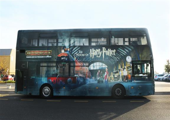 Studio Bus Tour Universal Orlando