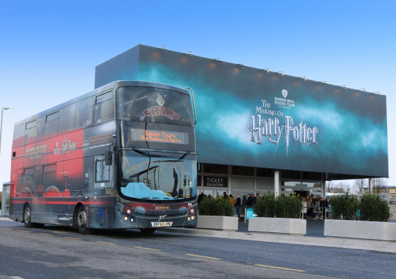 Warner Bros Studio Tour London Transport Only From Victoria