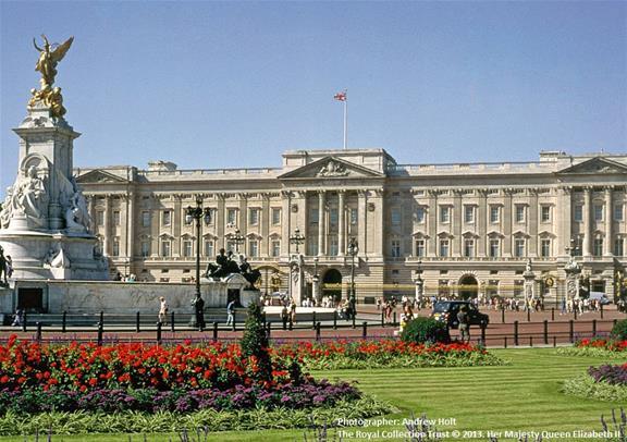 Buckingham Palace Tickets Visit Buckingham Palace