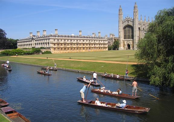 Full Day Oxford Amp Cambridge Tour From London Golden Tours