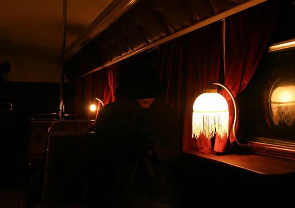 Ghost Bus Tour London Duration