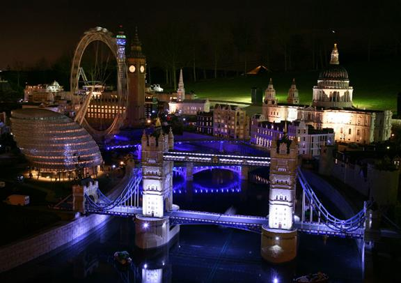 Legoland Windsor Tickets With Return Transportation From