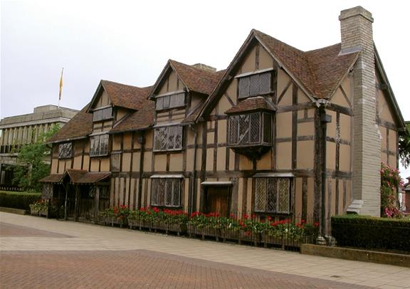 Stratford-Upon-Avon - Shakespeare Country - Cotswold Country Cycles
