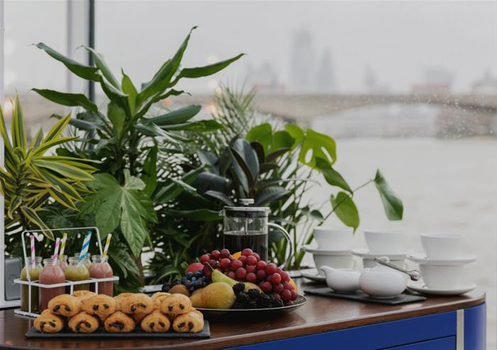 Bateaux London Classic Lunch Cruise