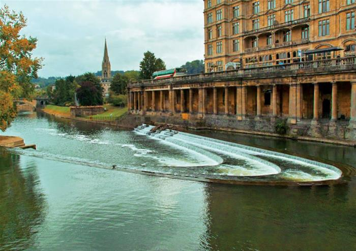 how to get from london to bath spa