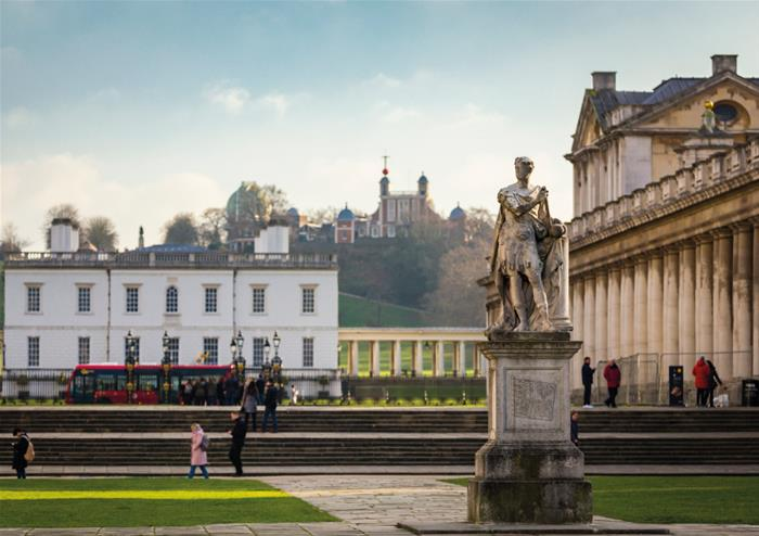 Best of Greenwich including St Paul's Cathedral