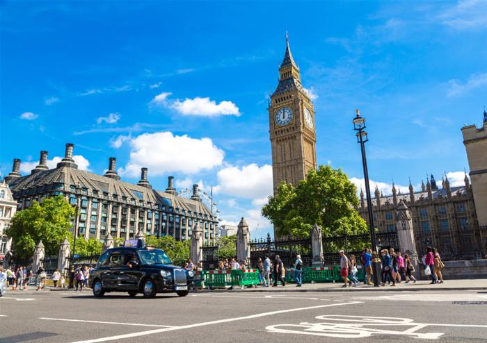 Big Ben Tour Duration