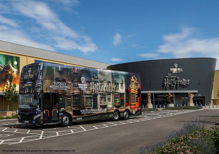 Warner Bros. Studio Tour London – Transport Only