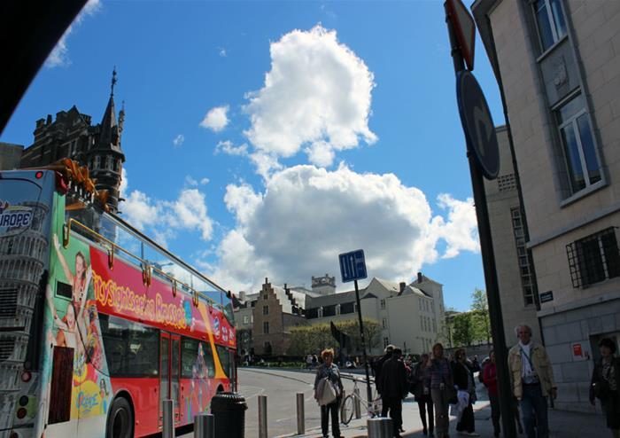 Brussels Hop on Hop off