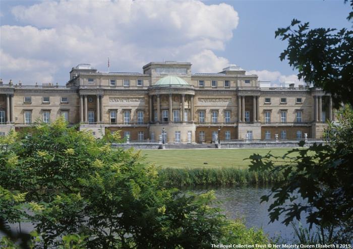Buckingham Palace Billets Golden Tours