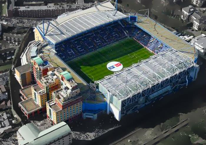 Chelsea FC Football Match Tickets at Stamford Bridge ... Chelsea Fc Stadium