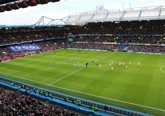 Chelsea Fc Football Match Tickets At Stamford Bridge