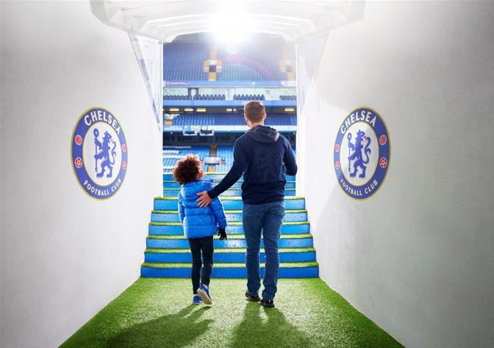 Chelsea FC Stadium Tour and Museum