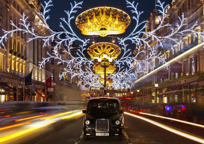 Christmas Eve with Golden Tours