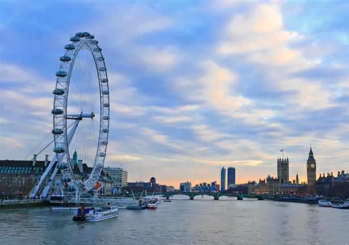 Night Tour Of London With London Eye Tickets Golden Tours