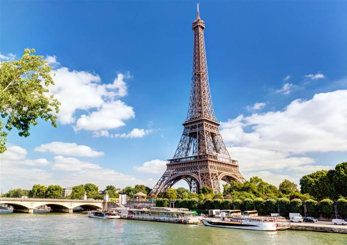 Paris Eiffel Tower and River Cruise