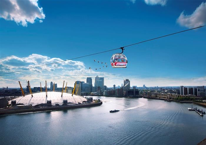 Emirates Air Line Discovery Experience Tickets